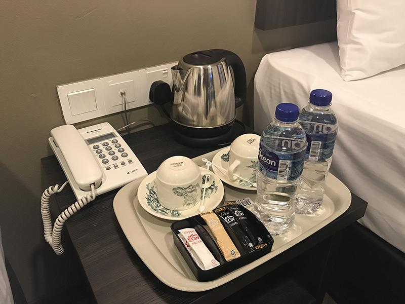 Potpourri Boutique Room Basic Amenities